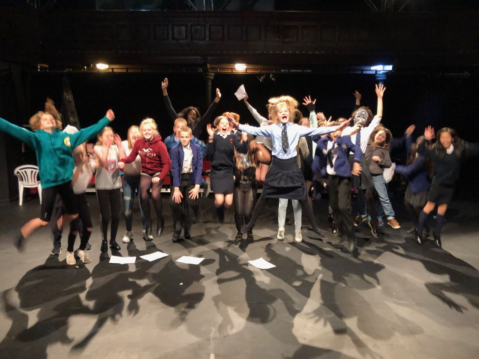 Great Expectations For Double Bill Of Youth Drama