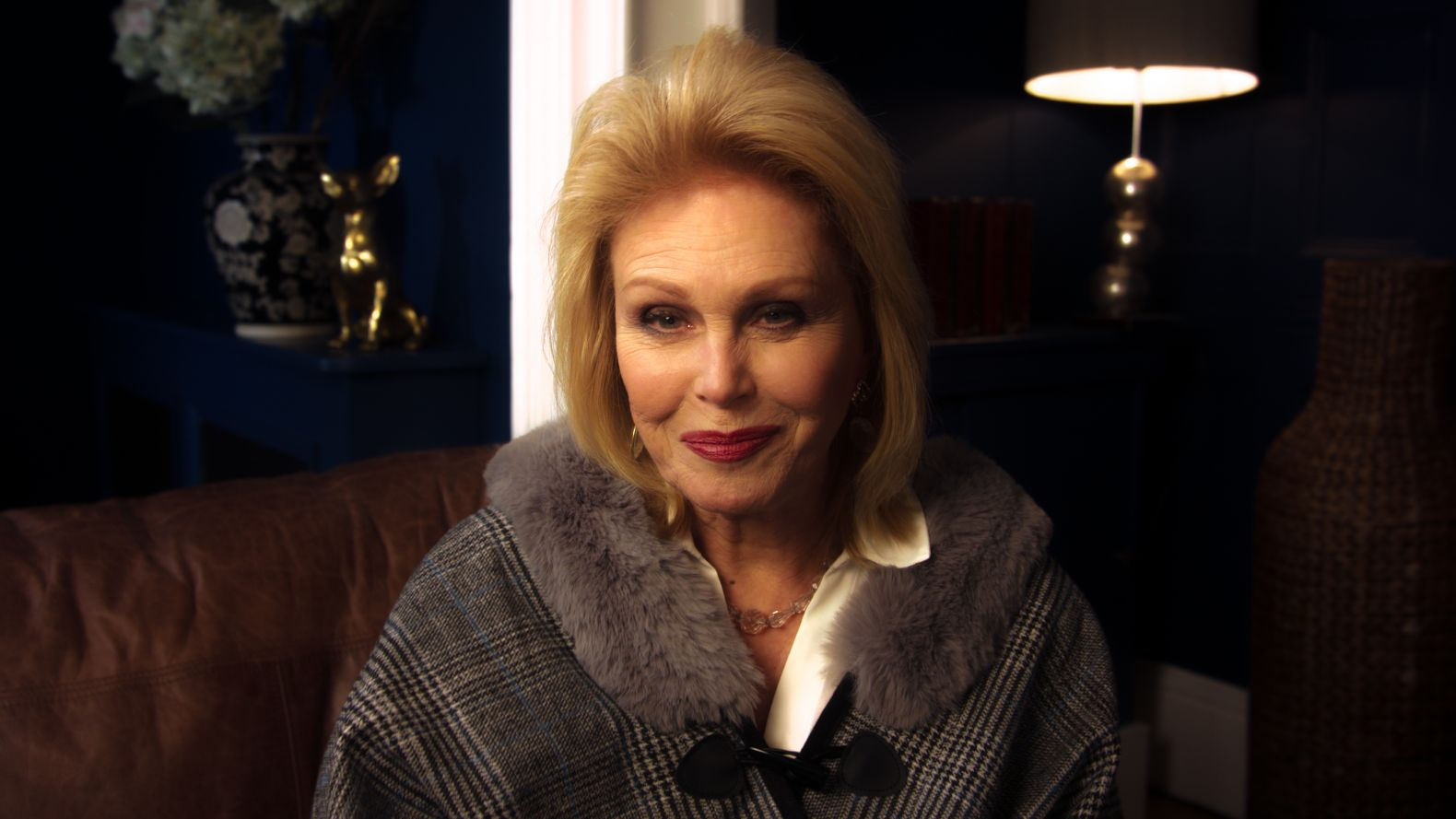 Joanna Lumley as Lady Narborough