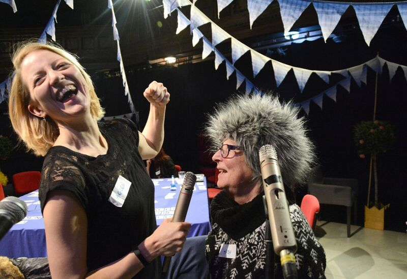 New Dementia Friendly Project Brings Laughter