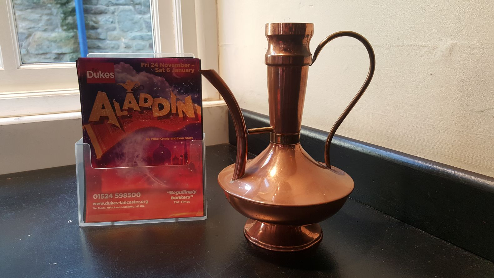 Help Aladdin Find His Missing Magic Lamp