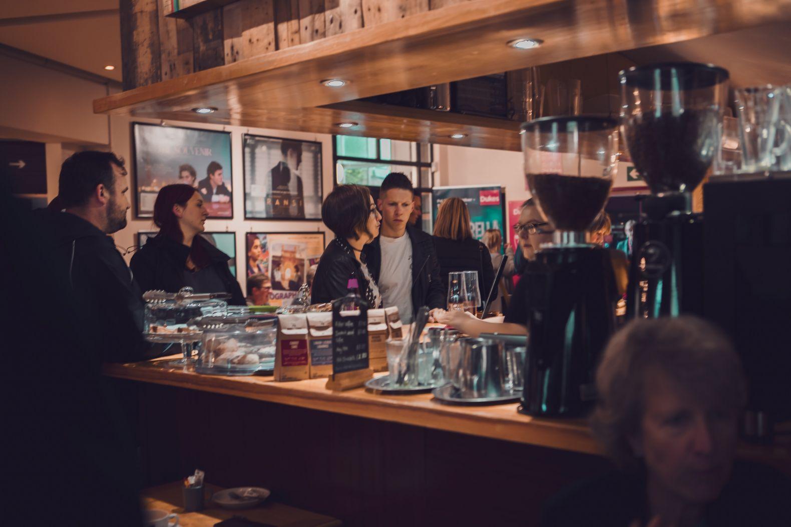 The Dukes cafebar