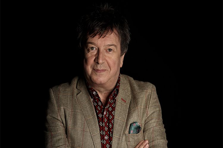Stuart Maconie Talks The Walk