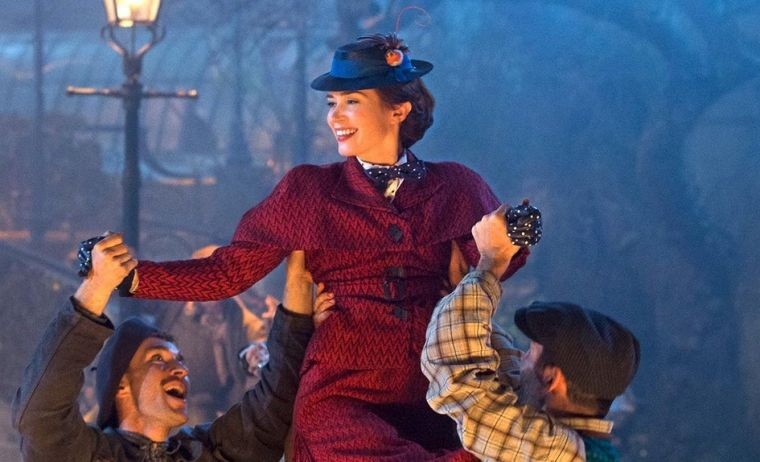 Mary Poppins Flies In For Family Fun Season