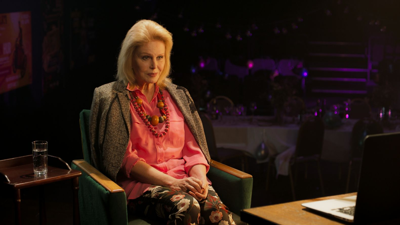 Joanna Lumley as Lady Narborough