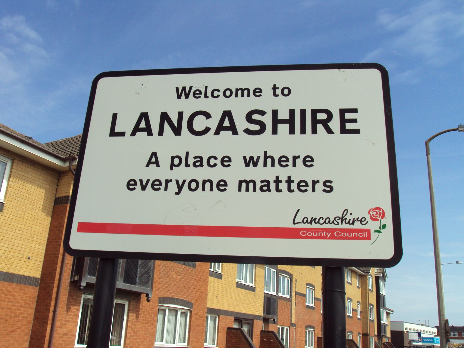 Junction 8 Theatre want to know what Lancashire means to you