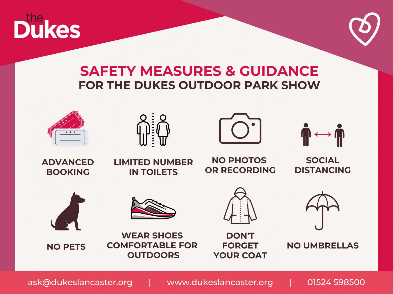Outdoor Safety Measures