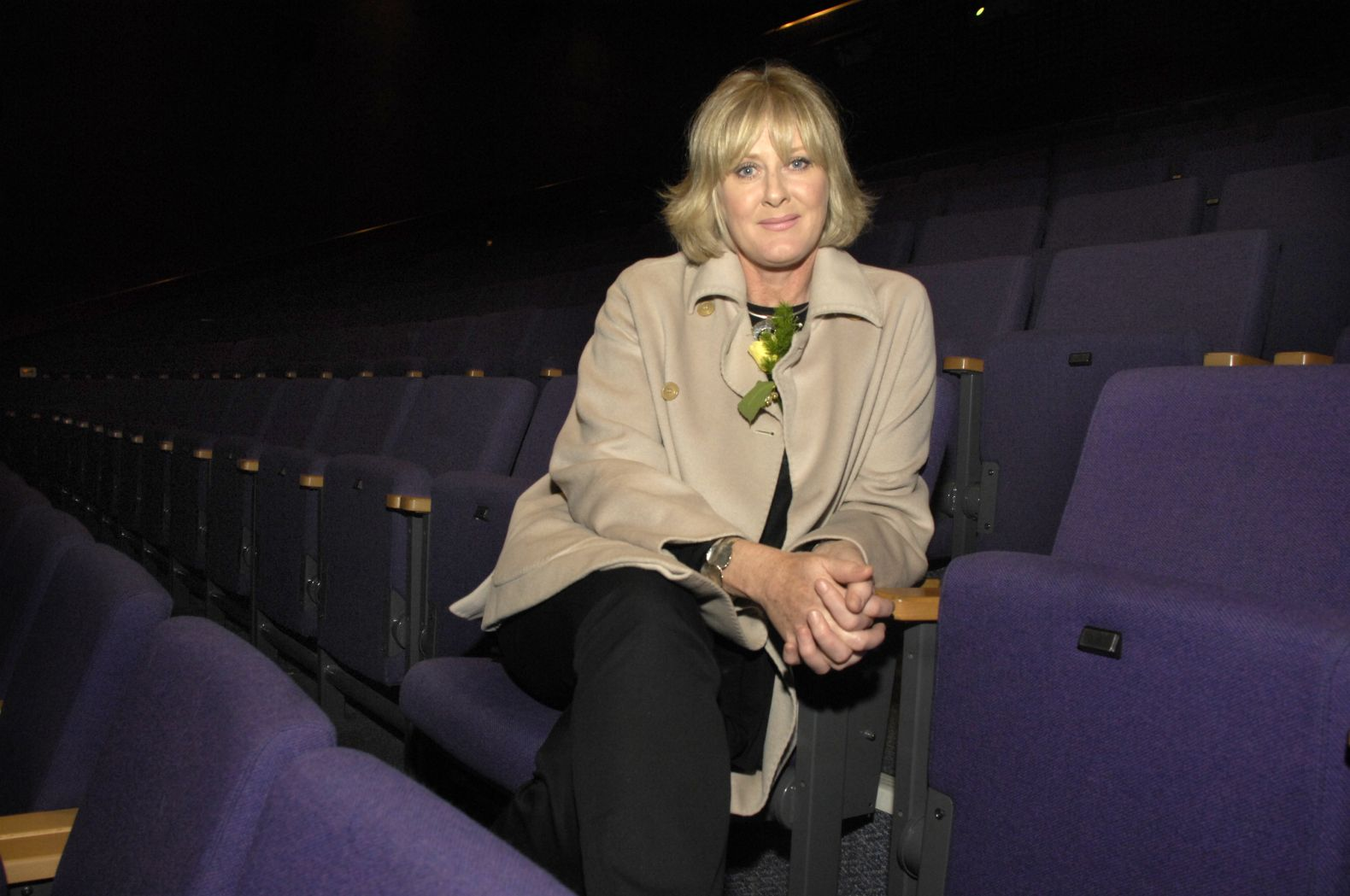 Sarah Lancashire In The Spotlight