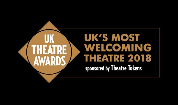 Vote For Us To Win The UK's Most Welcoming Theatre Award!