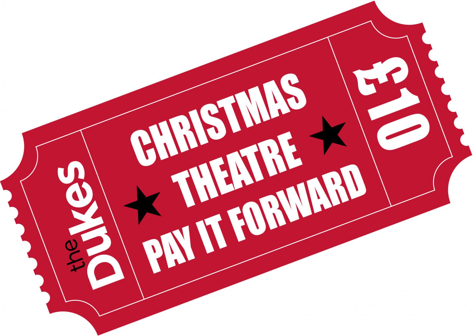 Pay It Forward At Christmas With The Dukes