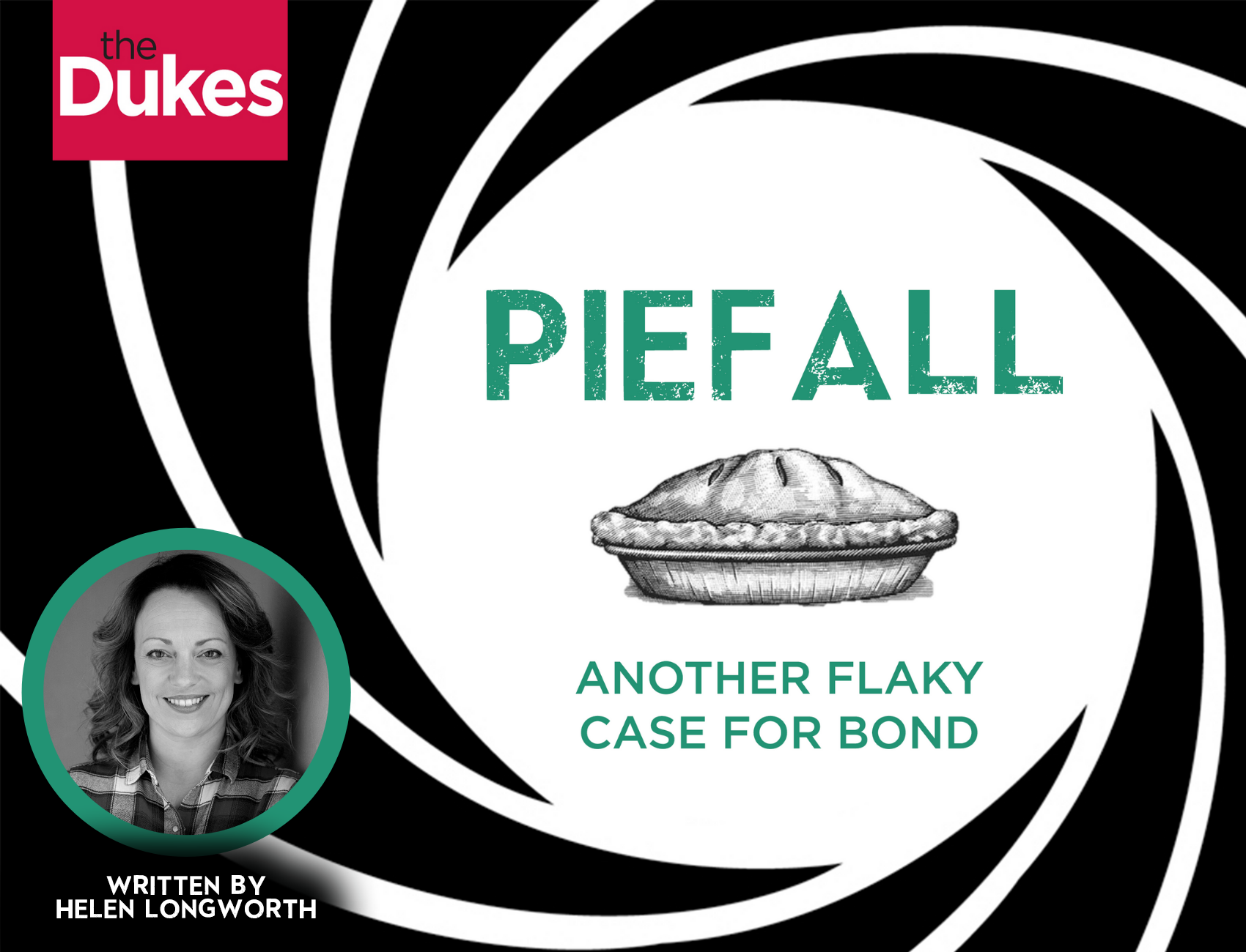Pie fall graphic